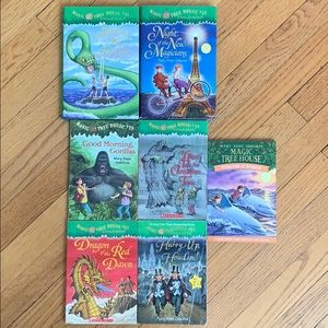 Magic Tree House Books bundle 📚